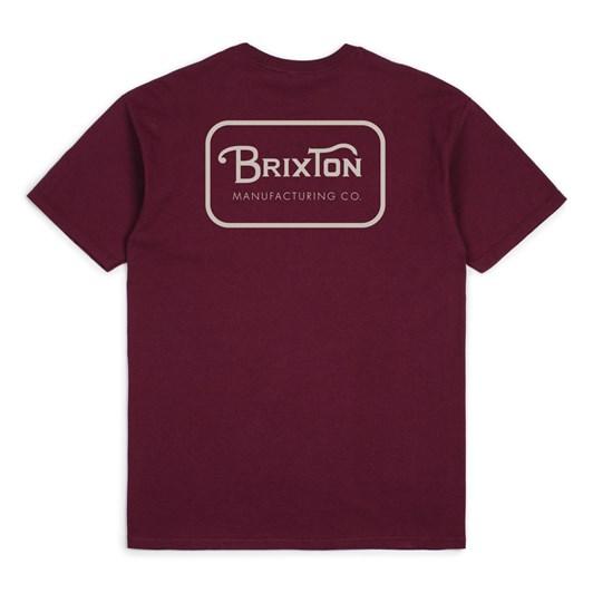 Brixton Grade S/S Stnd Tee