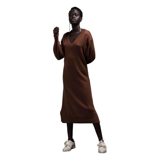Salasai Virtue Knit Merino Dress