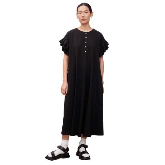 Kowtow Pleated Sleeve Dress