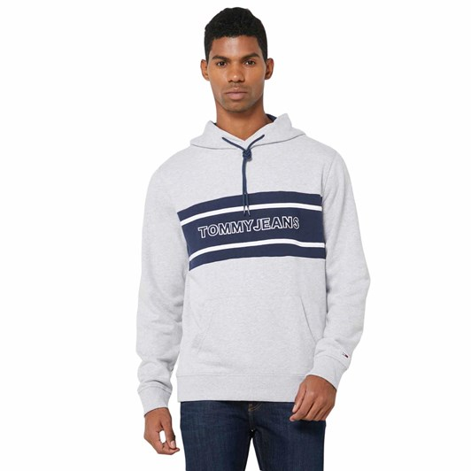Tommy Jeans Pieced Band Logo Hoodie