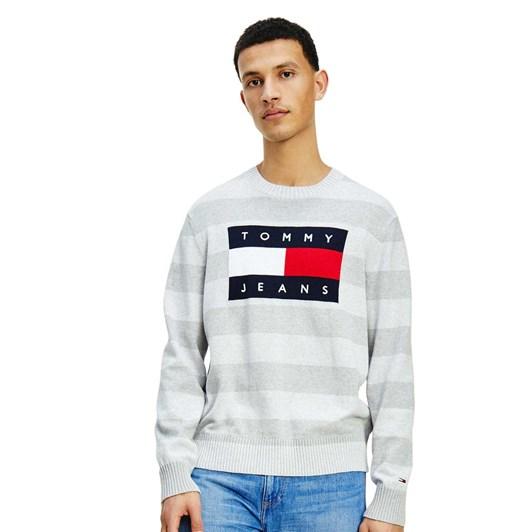 Tommy Jeans Flag Stripe Sweater