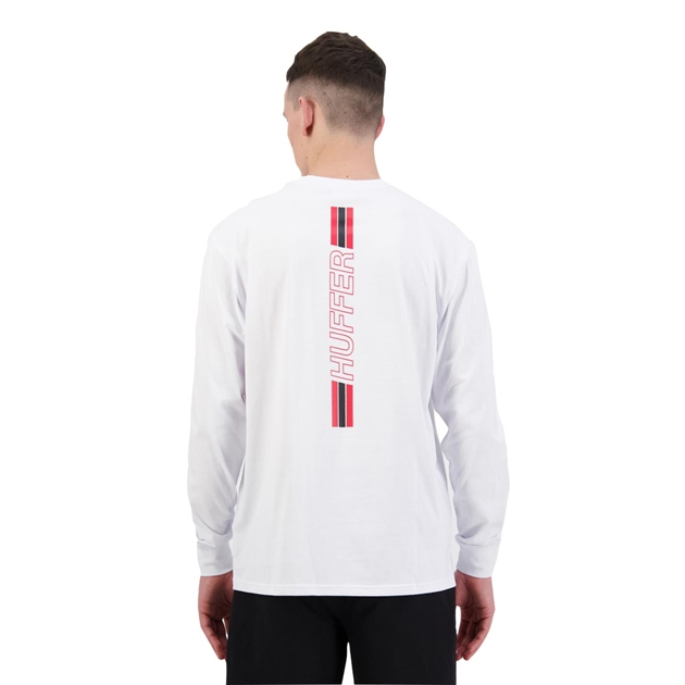Huffer L/S Sup Tee/Speed H -
