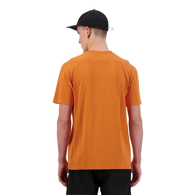 Huffer Mens Sup Tee/Drop Out - orange