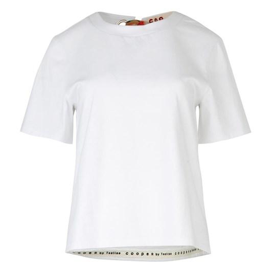 Cooper Scarf Punk T-Shirt