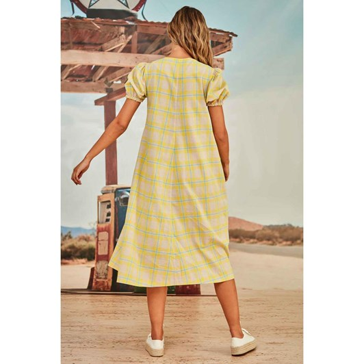 Cooper Puff And Ready Dress