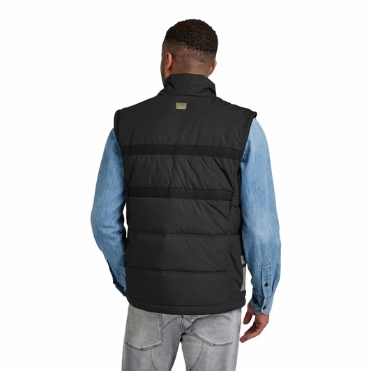 G-Star Attac Tape Quilted Padded Vest