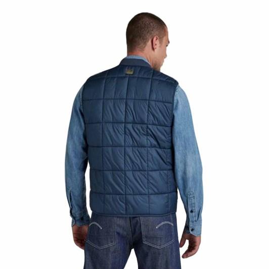 G-Star Meefic Sqr Quilted Vest