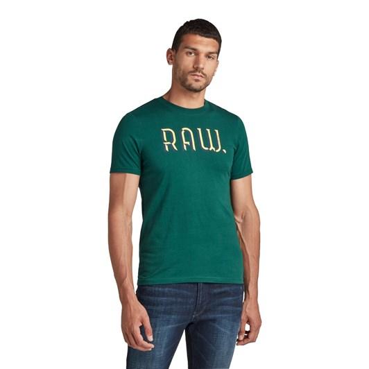 G-Star 3D Raw. Slim R T-Shirt