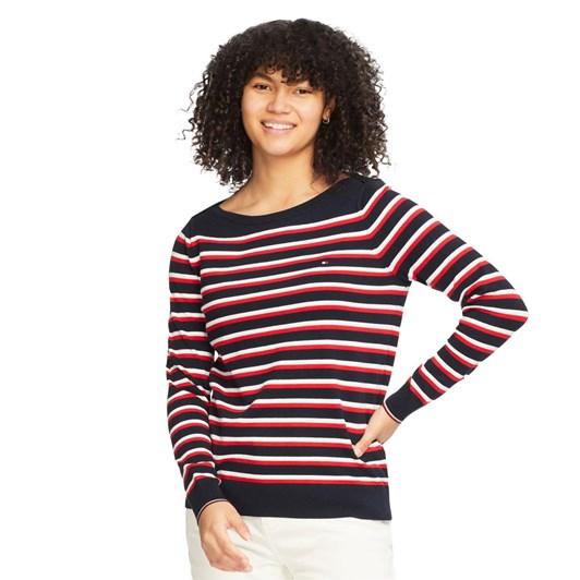 Tommy Hilfiger Boat Neck Sweater