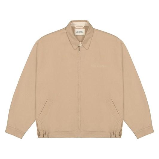 Porter James Sports Canvas Harrington Jacket