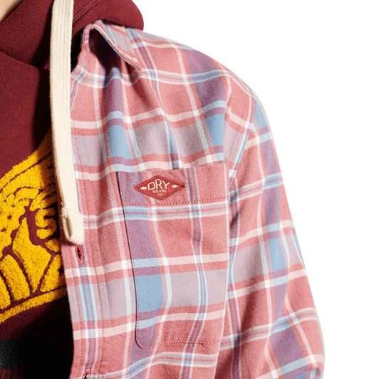Superdry Sun Faded Lumberjack Shirt