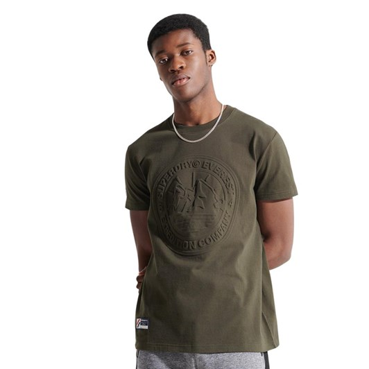 Superdry Expedition Emboss Tee