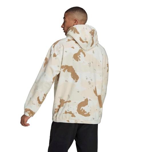 Adidas R.Y.V. Camo Fleece Hoodie