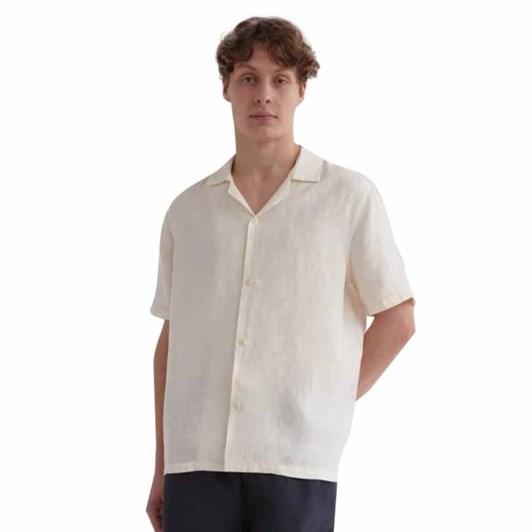 Assembly Label Campo Linen Shirt Vanilla