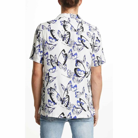 Ksubi Ultrafly Resort S/S Shirt Inverse