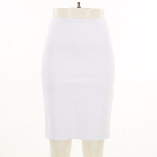 Paula Ryan Stretch Pencil Skirt