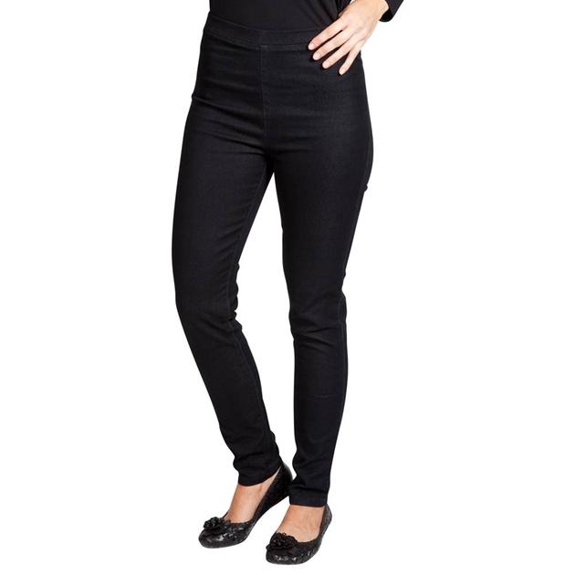 Vassalli Full Length Denim Leggings -