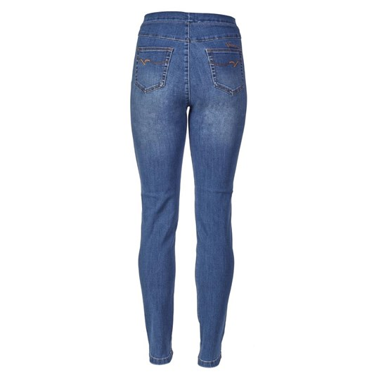 Vassalli Full Length Denim Leggings