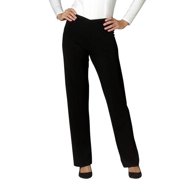 Paula Ryan Merino Slim Leg  Slouch Pant -