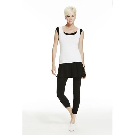 Paula Ryan Essentials Capri Legging