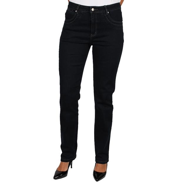 Vassalli Slim Leg Jean - indigo