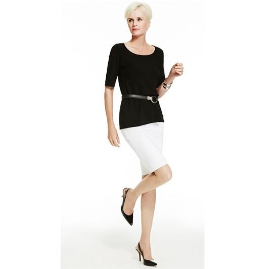 Paula Ryan Essentials Stretch Pencil Skirt