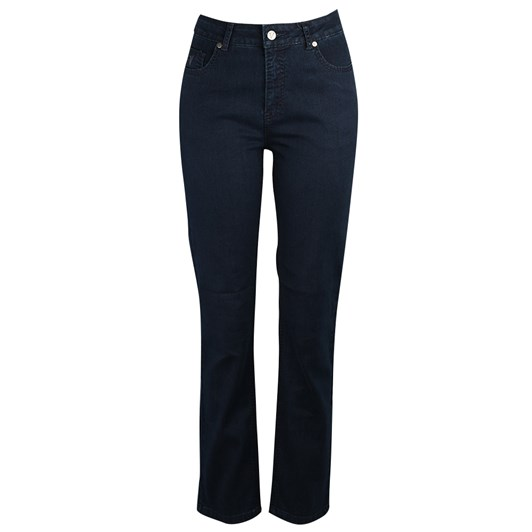 Vassalli Slim Leg Jean With Heavy Top Stitch