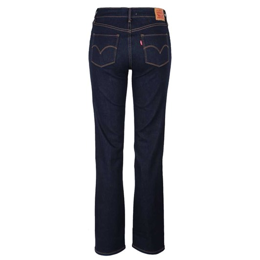 Levis 314 Shaping Straight Splash Blue