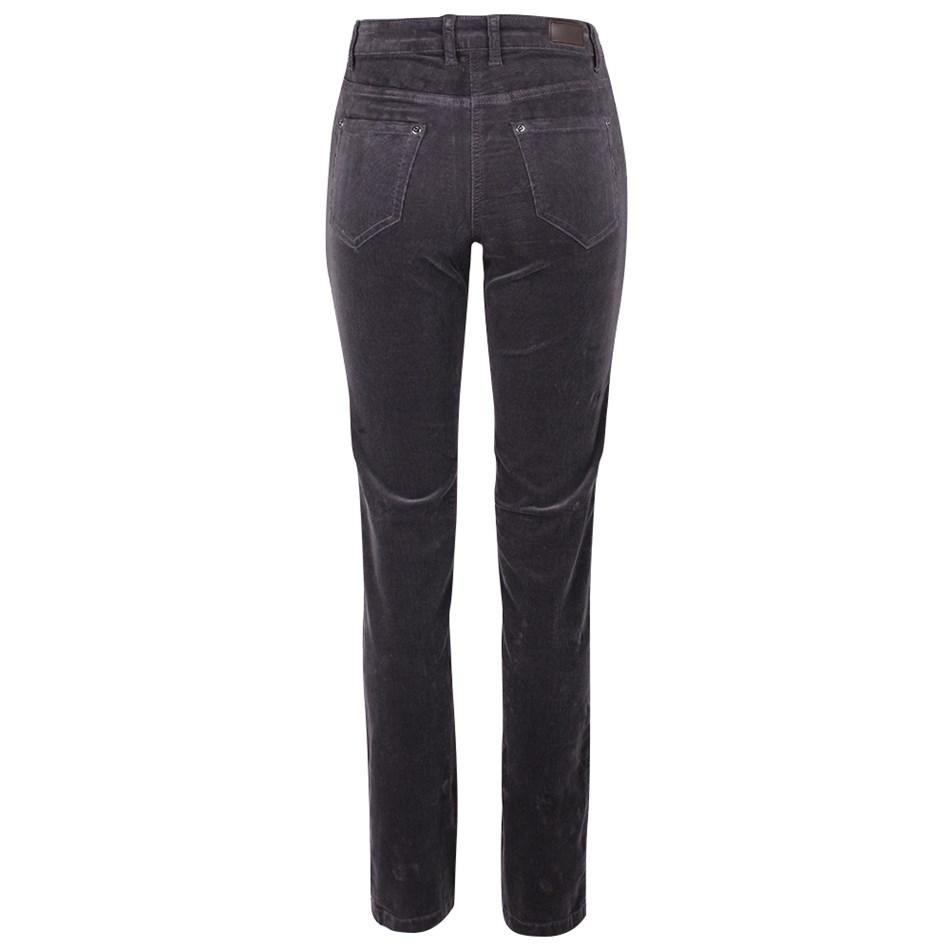 PJ Jeans Slim Leg Royal Cord 5 Pocket Jean - slate