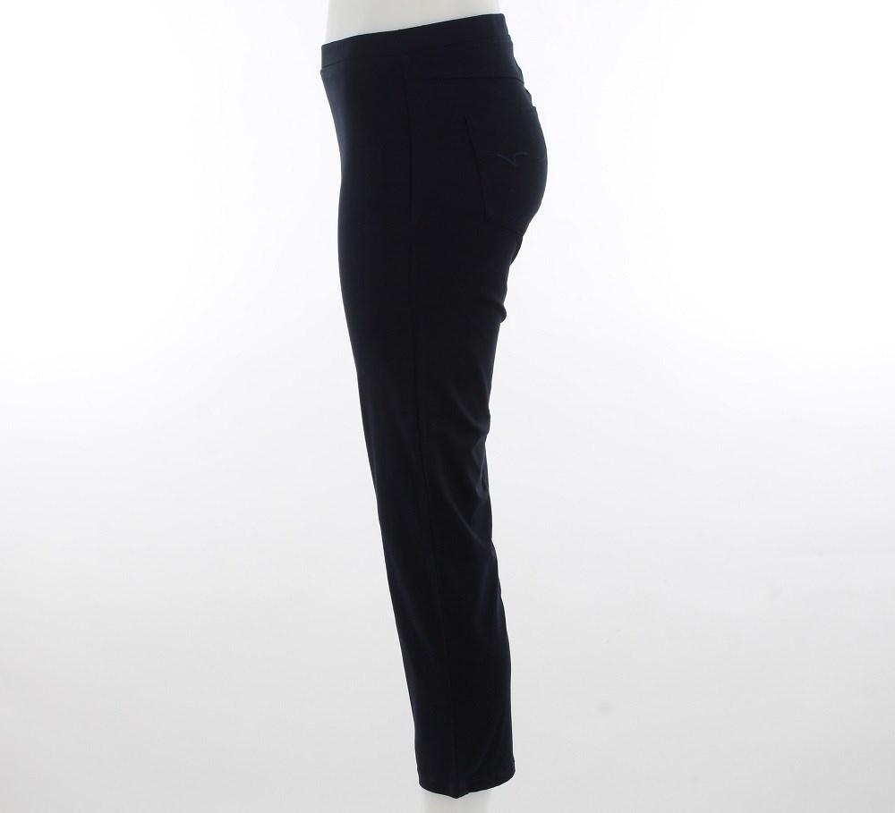 Vassalli Pull On 7/8 Lightweight Legging - navy