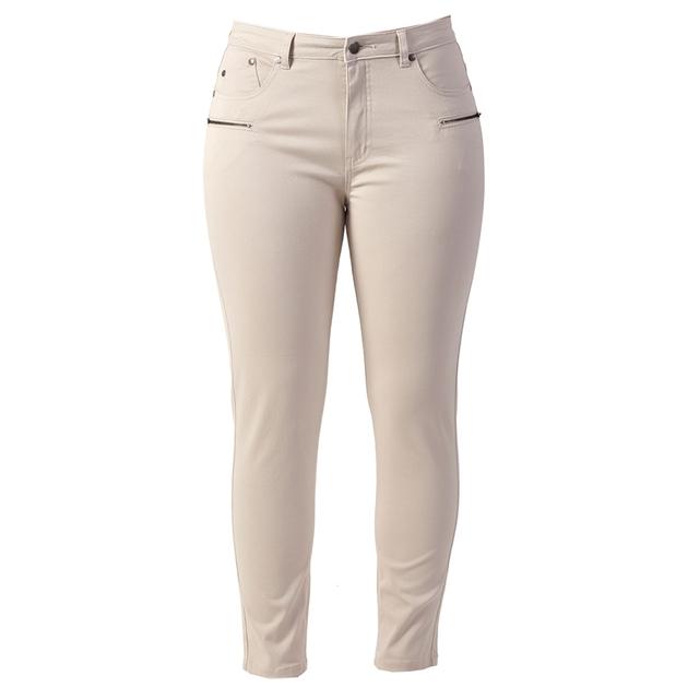 Vassalli Luxe Skinny Leg Ankle Grazer Pant -