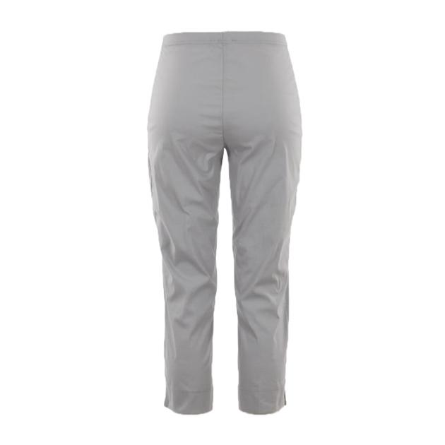 Macjays Paris Crop Pant - silver
