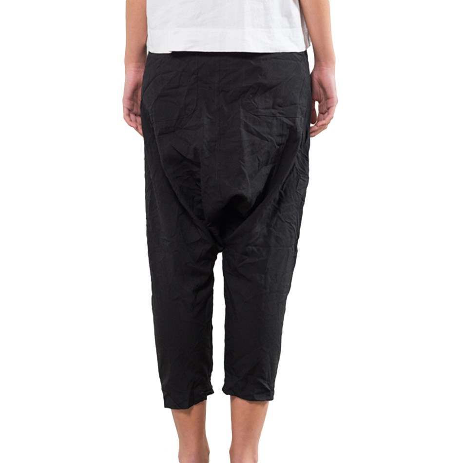 Marshall Drop Crutch Trousers -