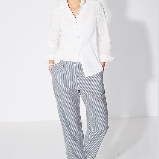 Adini Sophie Trousers Spinika Stripe