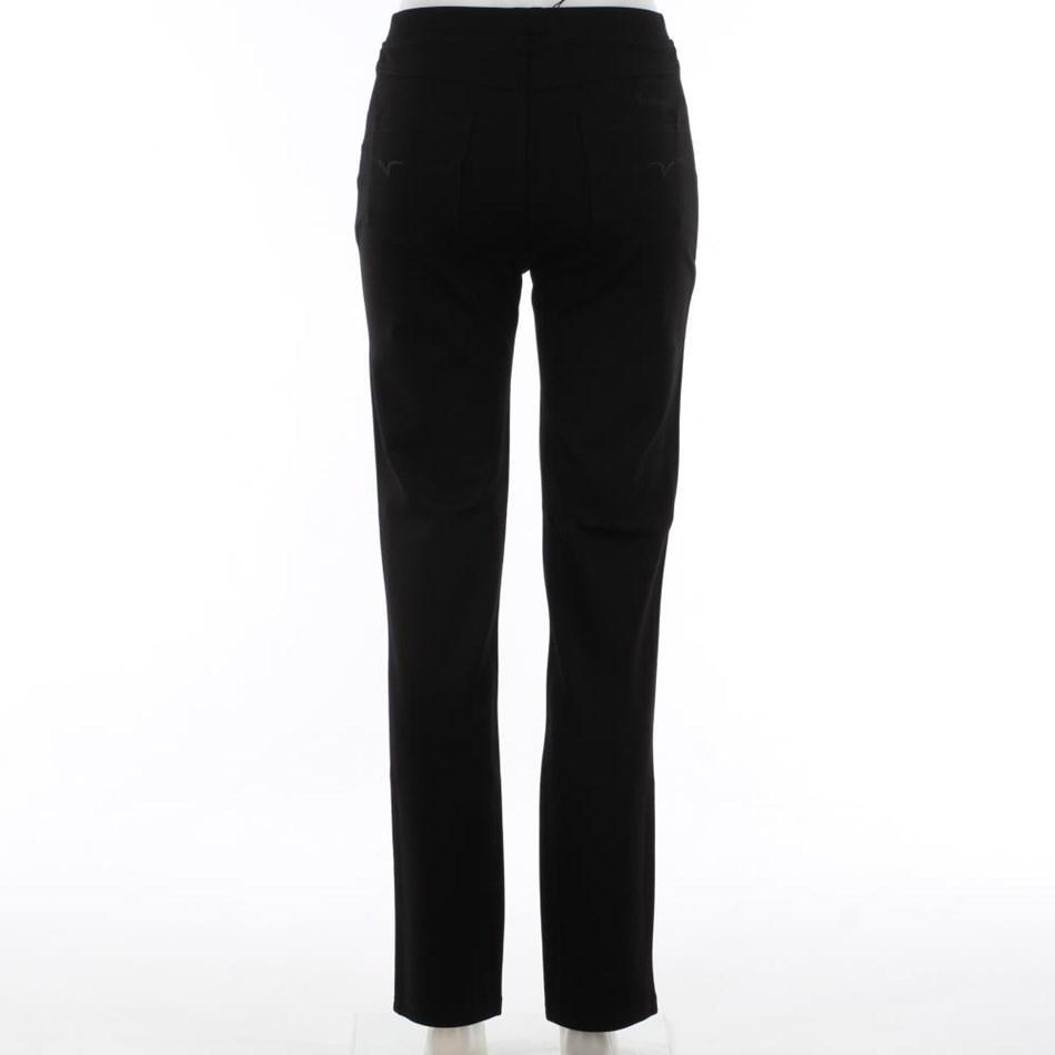 Vassalli Slim Leg Ponti Pull On - black