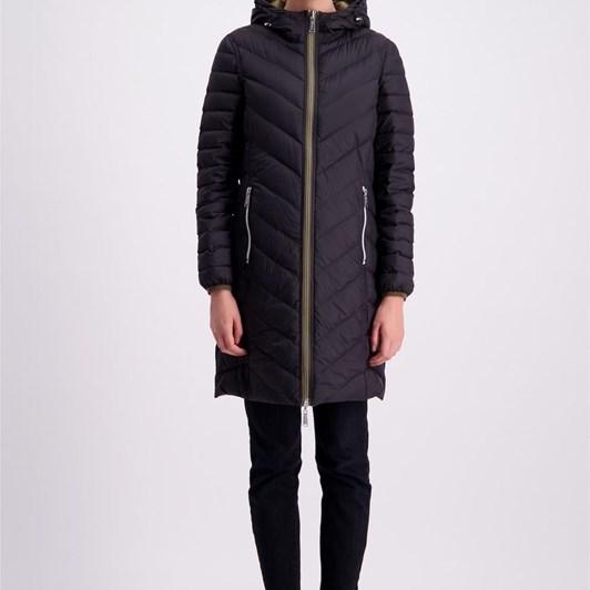 Moke Renee Packable Down Coat Detachable Hood