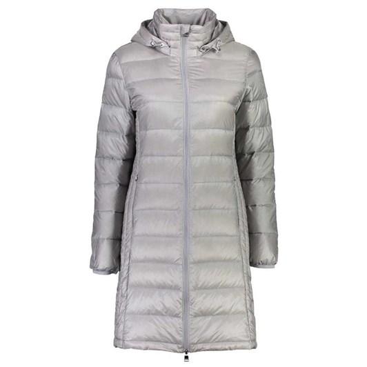 Moke Sarah Packable Down Coat Detachable Hood