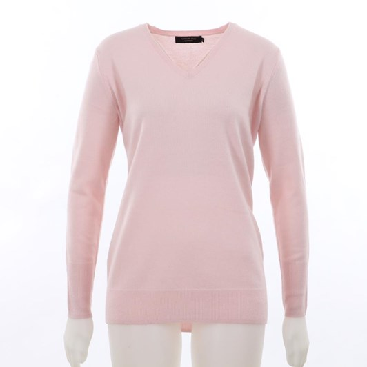 Caroline Sills Hayes Vn Sweater