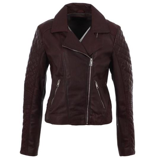 Brampton Jessie Leather Jacket