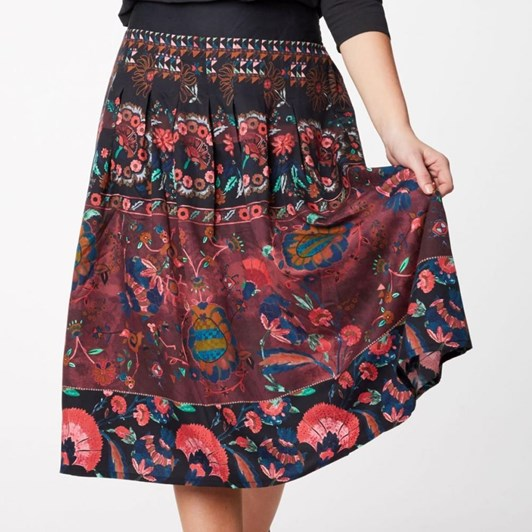 Thought Tapestry Skirt