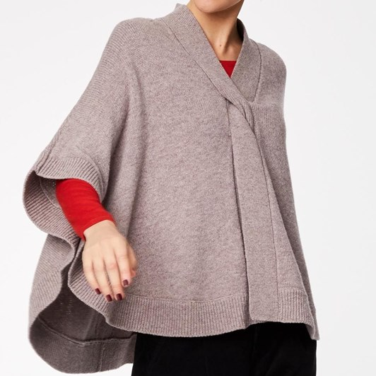 Thought Margeux Knit Poncho