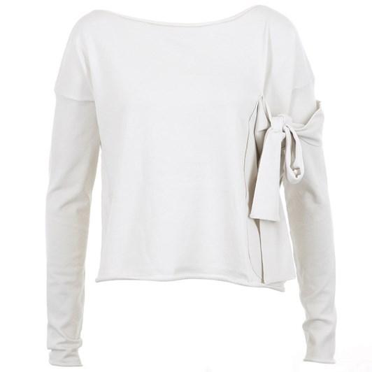 Sarah Pacini Sweater W Ties