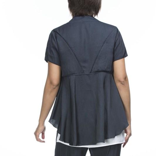 Hammock & Vine Tie Front Luxe Jacket