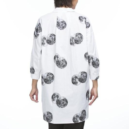 Hammock & Vine Spot Poplin Shirt