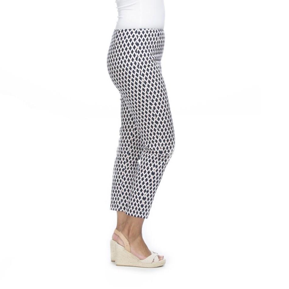 Gordon Smith Diamond Print Pants - nvypri