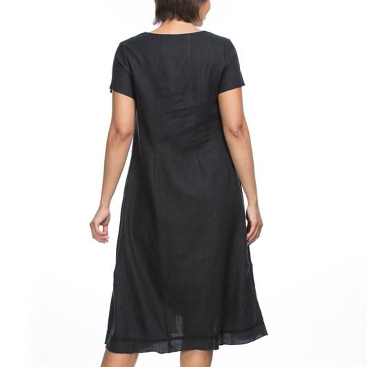 Gordon Smith Angled Pocket Dress