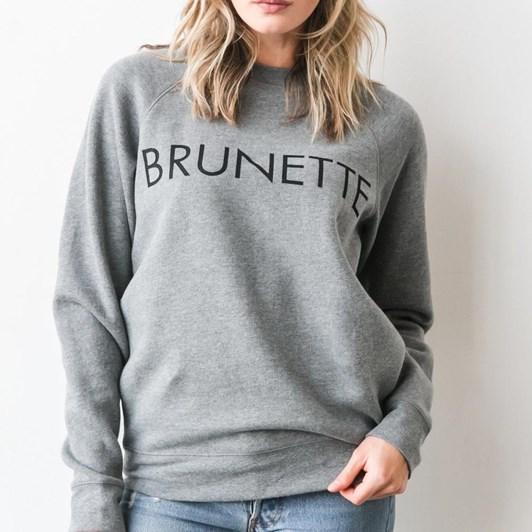 Brunette Classic Sweat Brunette