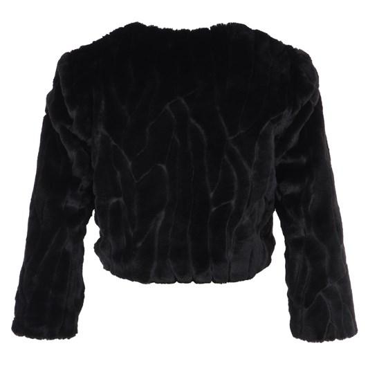 Ella Boo Fur Jacket