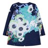 Emreco Floral Print Coat - ink magnetic