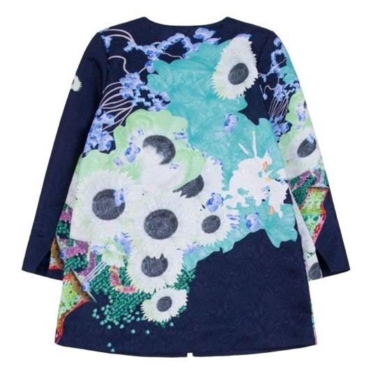 Emreco Floral Print Coat